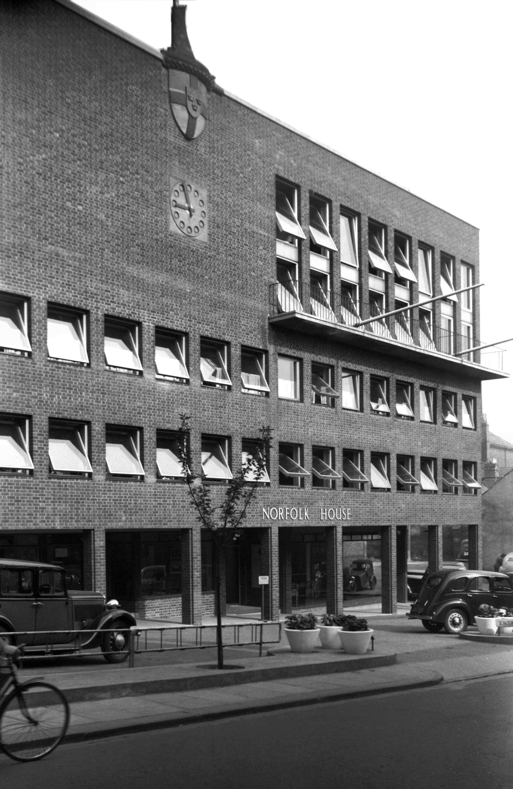 Norwich Public Buildings